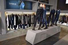 Tiffosi apresenta jeans One Size Fits All em Paris e Madrid