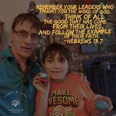 Look at the Great Examples and follow them Be the Great Example for others.  Leaders are continually developing themselves a big part of that is following other leaders example.  Who are you following?  #dadleader #husbandleader #momleader #wifeleader #parentleader #leadership #biblicalleadership #developyourself #neverstoplearning #learning #followexample #fight #fightforit #fightingcouplesclub #fightforyou #fightformarriage #fightforfamily #fightforothers #iamawarrior #youversion #bibleapp