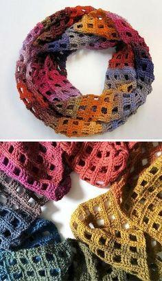 [Free Crochet Pattern] Simple But Beautiful Crochet Scarf Pattern - Crochet Scarfs # crochet shawl pattern free easy simple Crochet Scarves, Crochet Shawl, Crochet Yarn, Crochet Clothes, Crochet Stitches, Beau Crochet, Love Crochet, Crochet Gifts, Beautiful Crochet
