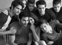 Teen Wolf cast, aww i miss this cast sooo much