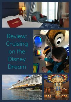 Review: Cruising on the Disney Dream. I dream of cruising with Disney! 2 of my favourite things combined. #worldtravelfamily