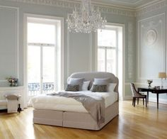 The luxury bed from Vi-spring.