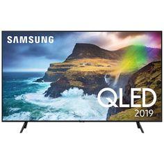 """Samsung 65"""" Q70R 4K UHD QLED-TV QE65Q70RAT (2019) 4k Uhd, Bruges, Smart Tv, Apple Tv, Locs, Samsung, Film, Quotes, Movie"""