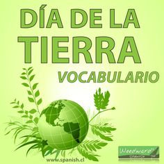 Resources for Spanish Teachers about Earth Day (Día de la Tierra) including vocabulary, reading passages and worksheets. Spanish Lesson Plans, Spanish Lessons, Teaching Materials, Teaching Ideas, Spanish Vocabulary, Spanish Language, Earth Day, Insight, How To Plan
