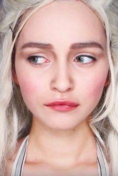 You Better Bookmark This Daenerys Targaryen Makeup Tutorial For Halloween