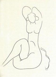 Matisse, FROM MALLARMÉ