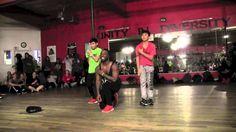 "2 AMAZING Kids dancing !  Ludacris ""How Low"" - Willdabeast Adams choreog..."