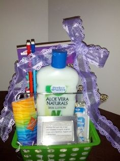 Get well #baskets from an #RI company