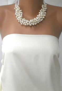 Wedding pearls #CupcakeDreamWedding