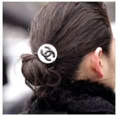 I want that on my hair! #chanel