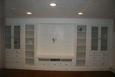 Ikea Hemnes shelves - from Hometalk