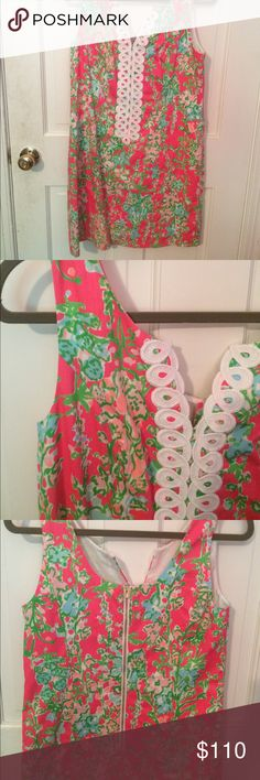 NWT Lilly Pulitzer Cathy Shift Dress - HALF OFF! •NEW WITH TAGS LILLY SHIFT DRESS -- HALF OFF ORIGINAL PRICE!! •Size 4 •Print: Flamingo Pink Southern Charm ***Nothing is wrong with this piece - just received as a gift and it's not quite my style! Lilly Pulitzer Dresses