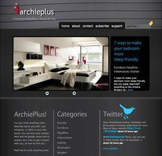 ArchiePlus Wordpress Theme