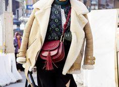 The Best Bags at New York Fashion Week This Season via @WhoWhatWear
