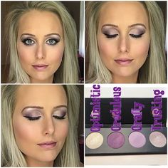 Create your own customizable palette with Younique. They are highly pigmented & infused with primer for long lasting power.