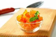 Cum se confiaza fructele acasa • eCuisine Florida Oranges, Pickles, Cantaloupe, Glaze, Pizza, Gem, Fish, Canning, Sweet