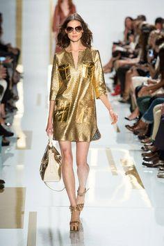 Op de catwalk: Diane von Furstenberg