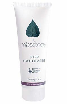 Miessence Certified Organic