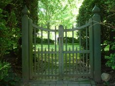 Gate- Governors Palace