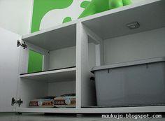 [images: kattbank and Sari 's DIY litter box Hider via Modern Cat ]   Our feature subj...