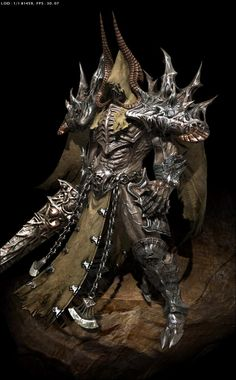 Kingdom Under Fire II - Berserker Fantasy Blade, Fantasy Armor, Medieval Fantasy, Character Concept, Character Art, Concept Art, Character Design, Aesthetic Theory, Mythical Creatures