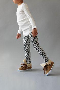 Cute leggings! #moda #infantil