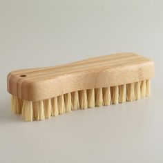 One of my favorite discoveries at WorldMarket.com: Eco Clean Tampico Utility Brush