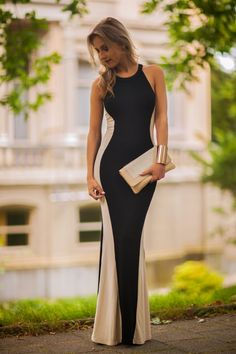 Sleek Gown