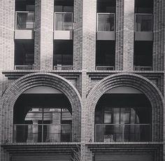 Koichi takada architects Small Tiles, Vaulting, Cladding, Arches, Architects, Facade, Brick, Window, Building