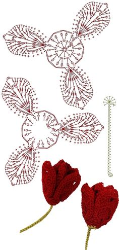 Watch The Video Splendid Crochet a Puff Flower Ideas. Wonderful Crochet a Puff Flower Ideas. Crochet Diy, Form Crochet, Unique Crochet, Irish Crochet, Crochet Motif, Beautiful Crochet, Crochet Crafts, Crochet Projects, Crochet Ideas