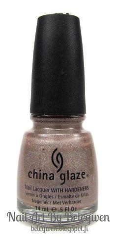 China Glaze - Cyberspace