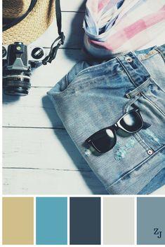 ZJ Colour Palette 754 #colourpalettes #colourinspiration