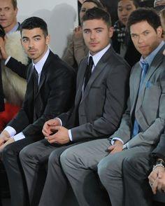 Celeb hotties at New York Fashion Week