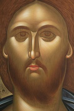 Byzantine Icons, Byzantine Art, Orthodox Icons, Painting Techniques, Christ, Fine Art, Portrait, Sacramento, Drawings