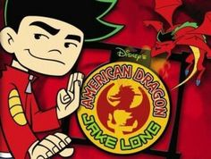 American Dragon: Jake Long one of my favorite shows!!!