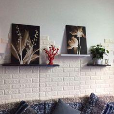 £5.24 GBP - 6060Cm White 3D Brick Wall Sticker Self-Adhesive Panel Decal Pe Wallpaper Nice #ebay #Home & Garden