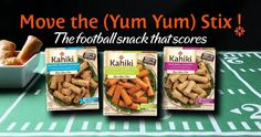 #Football finger food that scores - literally! Serious food action right here. #KahikiEntry