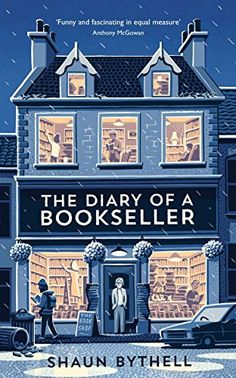 The Diary of a Bookseller Shaun Bythell Reading challenge 2018 category: set somewhere I've always wanted to visit Wigtown is full of book shops and I love books hence it is somewhere I've always wanted to visit. A great account of running a bookshop
