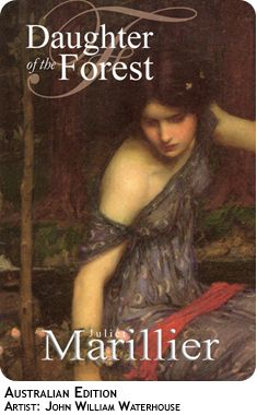 Juliet Marillier   The Official Site   Sevenwaters Series I'm about to read the 4th book. Such great stories and wonderful writing.