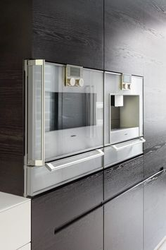 INTERIOR-iD kitchen project. Integrated cooker