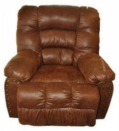 Wrangler Tanner Recliner   Living Room Furniture   Rustic Furniture   Western  Furniture   Great Western