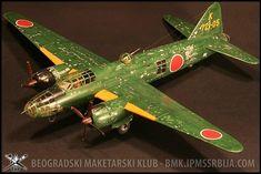 Hasegawa 1/72, Mitsubishi G4M2 Betty | iModeler