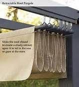 DIY Pergola Retractable Top Instructions - Bing Images