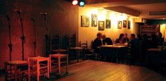 Clubs In Madrid –Las Carboneras. Great live flamenco!