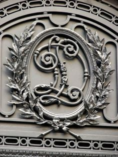 A whole blog post sharing architectural letters in France.