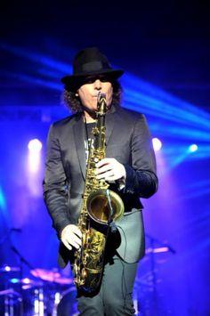 Newport Beach Jazz Festival artist, saxophonist Boney James