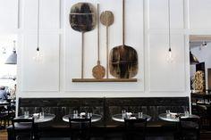 No.246   Smith Hanes. restaurant interior