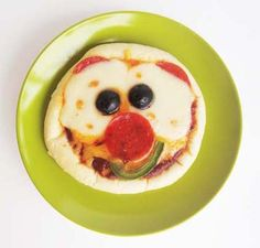 Happy pizza Pizza, Pudding, Breakfast, Healthy, Happy, Desserts, Food, Gastronomia, Cooking