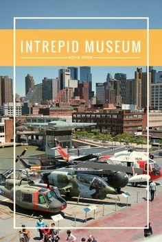 Imagine aviões, helicópteros, um submarino, um ônibus espacial e um porta-aviões em um único museu! Conheça o U.S.S. Intrepid, o porta-aviões que virou museu e abriga também um dos quatro únicos ônibus espaciais em exibição nos EUA.