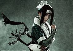 Naruto Live-Action Play Hits the Stage with The Live Spectacle  NARUTO (Haku  Imamura Miho)